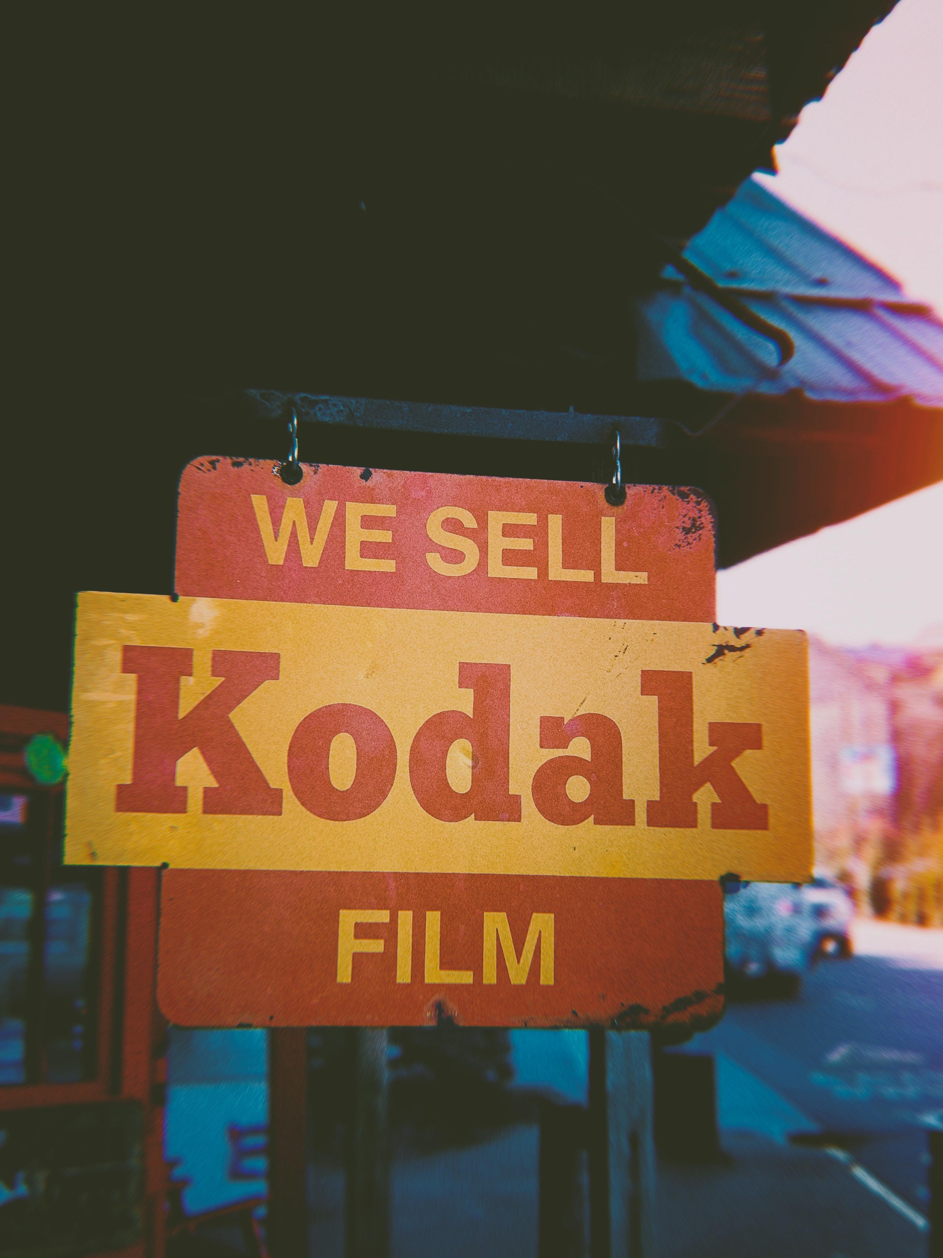 Kodak inny niż znacie