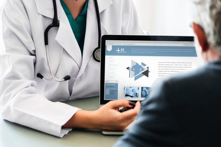 Blockchain wspiera służbę zdrowia