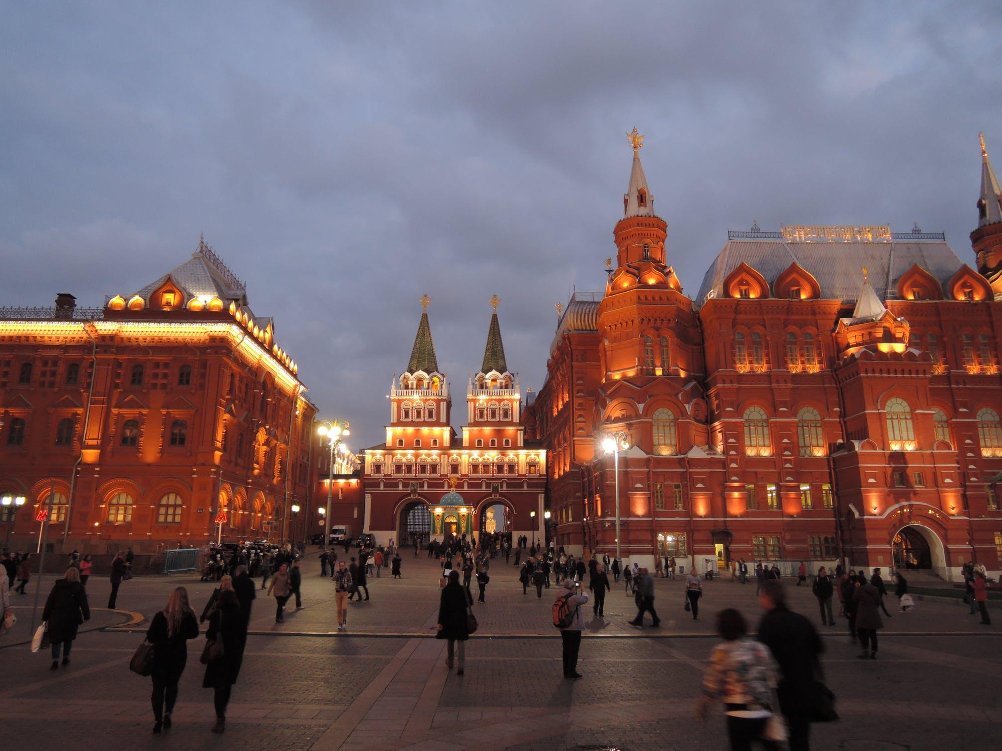 Rosja odkłada parlamentarne czytanie ustawy o kryptofinansowości